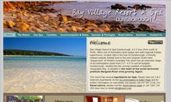 Tourism Web Design