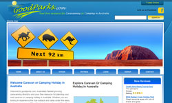 Kakadu Systems Portfolio - Good Parks